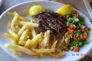 Кухня острова Корфу.