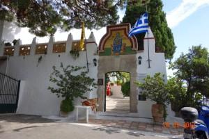 Храм Святителя Спиридона.
