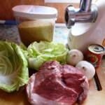 Голубцы с мясом