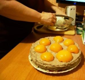 Как быстро приготовить домашний торт