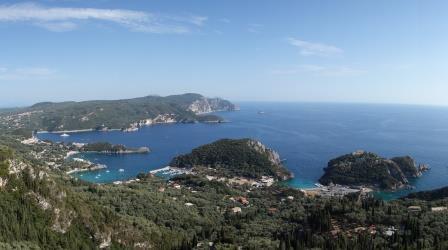 Как выбрать отель для путешествия на Корфу